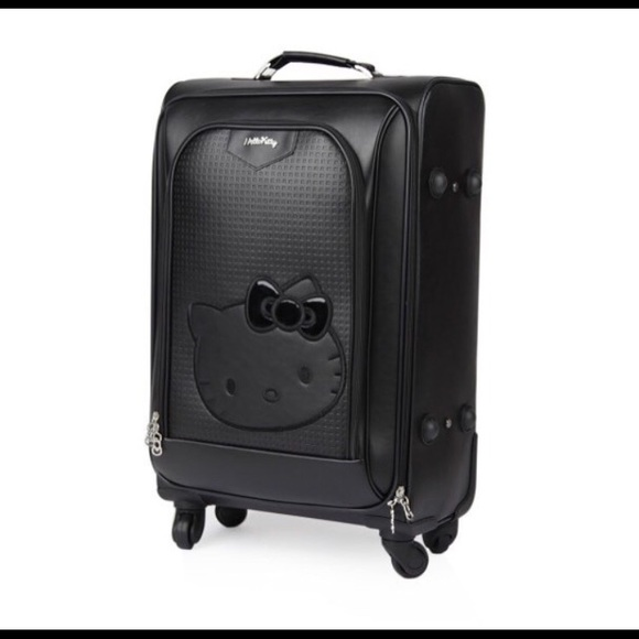 73baedd2a Sanrio Bags | Hello Kitty Luggage | Poshmark